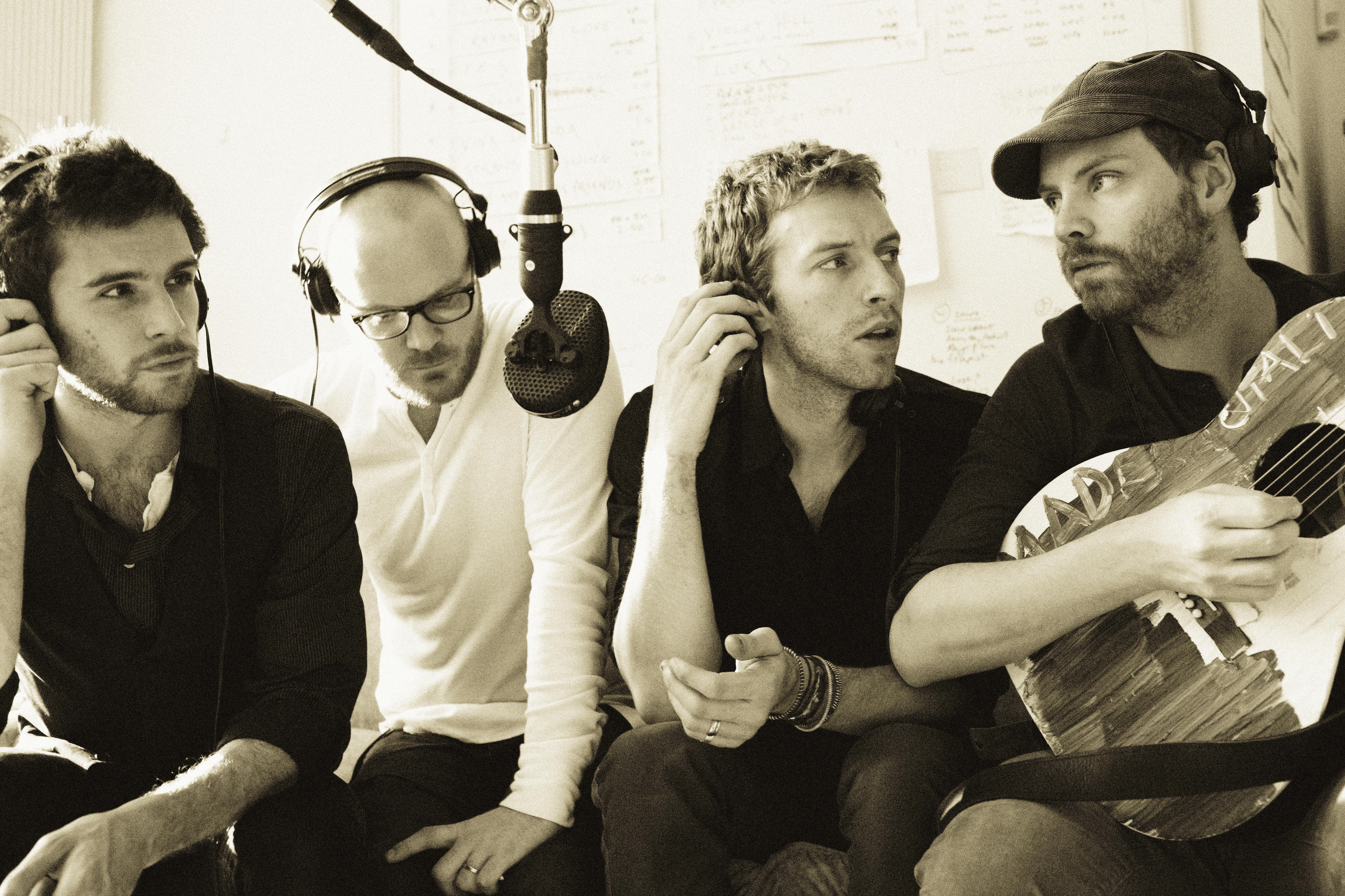 Coldplay Is Definitely...